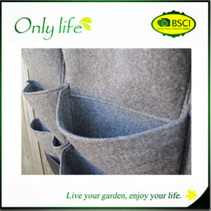Onlylife The Best Urban Garden Grow Felt Vertical Planter pictures & photos