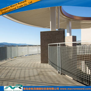 Mrgr-40 Steel Guardrail Steel Security Fences pictures & photos