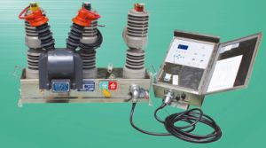 Stong (ZW32-24) 24kv Outdoor High Voltage Vacuum Circuit Breaker pictures & photos