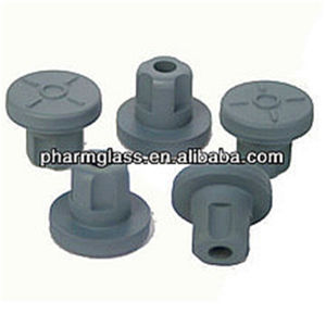 Pharmaceutical Butyl Rubber Stopper pictures & photos
