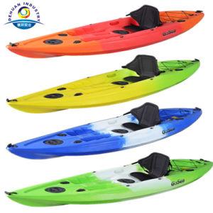 China cheap single fishing kayak dhconger china for Best cheap fishing kayak