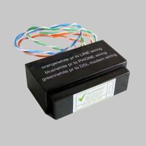 ADSL2+ Splitter for New Zealand Market CLSP-188-G pictures & photos