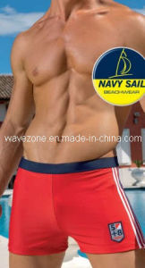 Men′s Swim Trunk (WZM-046)