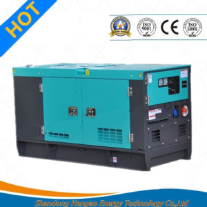 40kw/50kVA 24hours Fuel Tank Power Generator Set pictures & photos