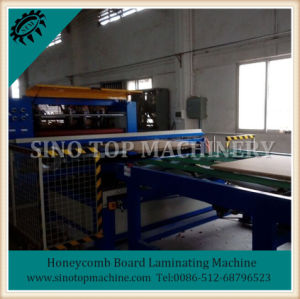 2016 Hot Selling Honeycomb Paper Board Laminator Line pictures & photos