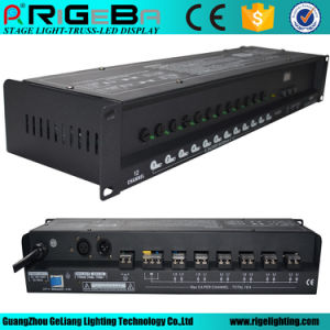 12CH Stage Lights Switch Pack Consoles DJ 512 DMX Controller pictures & photos