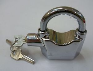 TK010 Alarm Padlock pictures & photos