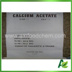 Food Grade, Tech Grade Calcium Acetate Anhydrous [CAS No 62-54-4] pictures & photos