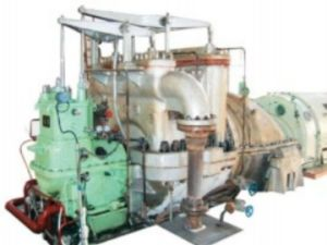 Extraction Condensing Steam Turbine (C6-4.90/0.490)