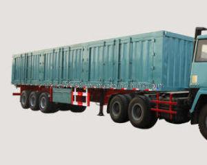 Semitrailer (LS9390XXY CYAN)