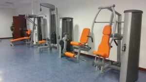 Gym80 Fitness Equipment / 90 Degree Bench (SL41) pictures & photos