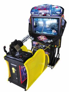 Arcade Machines Arcade Game Machine Sarmored Warrior 42 Inch (NC-GM012) pictures & photos