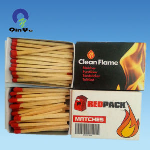 Home Used Wooden Safety Matches pictures & photos