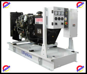 104kw/130kVA Silent Diesel Generator Set Powered by Perkins Engine