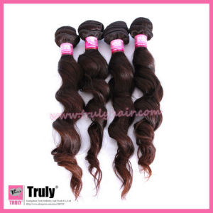 "100% Indian Remy Virgin Human Hair Extension, 12""-30"", Natural Color"