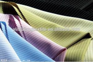 Curtain Fabric From China Polyester / Cotton