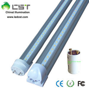 Patented Heat Dissipation Design 18W 4ft LED T8 Tube