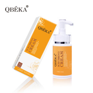 QBEKA Whitening and Moisturizing Exfoliating Body Facial Scrub Cream pictures & photos