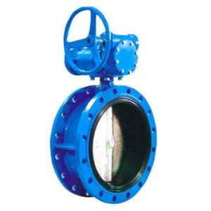 Butterfly Valve (High Performance) Flanged