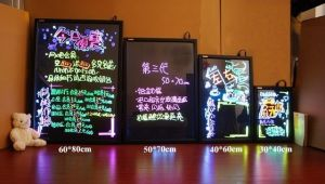 LED Writing Board (F860) , LED Writing Signs pictures & photos