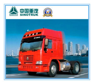 290HP HOWO 4 X 2 Tractor Truck (ABS System) pictures & photos