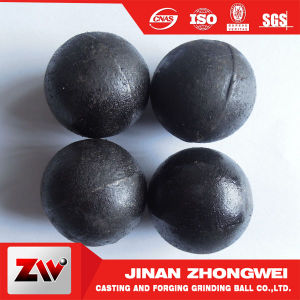 High Chrome Cement Mill Grinding Media Ball pictures & photos