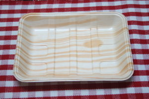 Biodegradable Food Tray (HR-18)