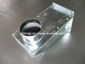 Hot DIP Galvanized Metal Part Fabrication