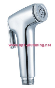 One Hole Plastic Head Toilet Shower (Bidet Spray Head) pictures & photos