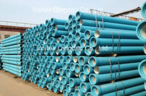 Resin Coating Ductile Iron Pipe pictures & photos