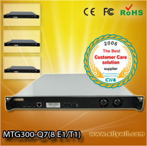 T1 VoIP Gateway (MTG300-Q7 8E1)