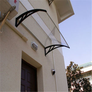 Light Weight Solid Polycarbonate Awning Canopies pictures & photos