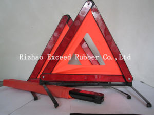 Auto Parts of Warning Triangle Traffic Sign