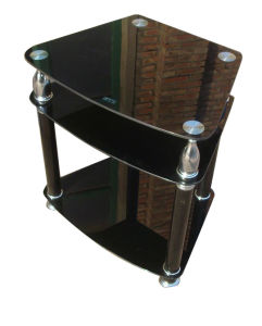 High Quality Modern Glass High Quality TV Stand pictures & photos