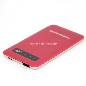 4000mAh Slim Touch Screen USB Power Bank