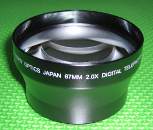 2.0x Tele Conversion Lens with 67mm Mounting Thread