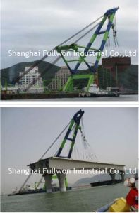 1500ton Shear Legs Floating Crane pictures & photos