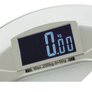 8mm Tempered Glass Electronic Household Scale pictures & photos