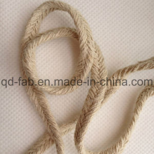 "Eco-Friendly Hemp Braided Webbing (HBW-1/4"") pictures & photos"