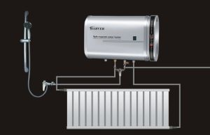 Safe Electric Induction Water Heater With Heating System (CN-40L)