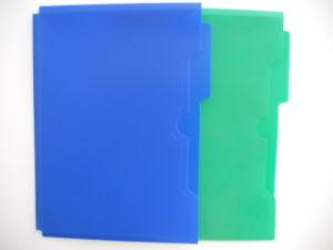 File Folder With Tab