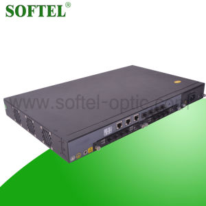 Hot Sale FTTH 8 SFP Pon Ports Gepon Olt for FTTX Solution, 1.25gbps Optical Line Terminal pictures & photos