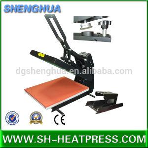 T-Shirt Heat Press Printing Machine, Flat Heat Press Machine, Auto Open Heat Press Machine pictures & photos