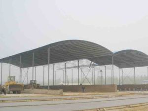 Steel Building for Steel Shed (SSW-632) pictures & photos