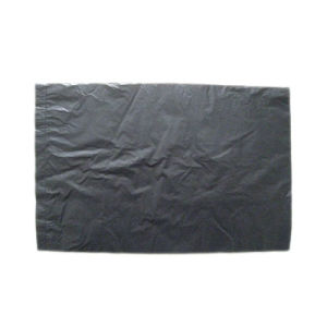 HDPE Black Disposable Plastic Loose Pack Small Flat Bag pictures & photos