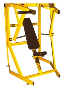 Fitness Equipment / Hammer Strength ISO-Laterial Decline Press pictures & photos
