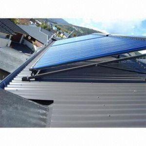 Aluminium Heat Pipe Solar Collector Sb-24 pictures & photos