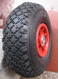Pneumatic Rubber Wheel (TC0005) pictures & photos