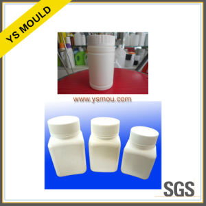 Pill Bottle and Cap Plastic Mould pictures & photos