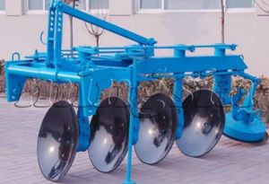 Reversible Disc Plough 1ly (SX) -325/1ly (SX) -425/1ly (SX) -525 pictures & photos